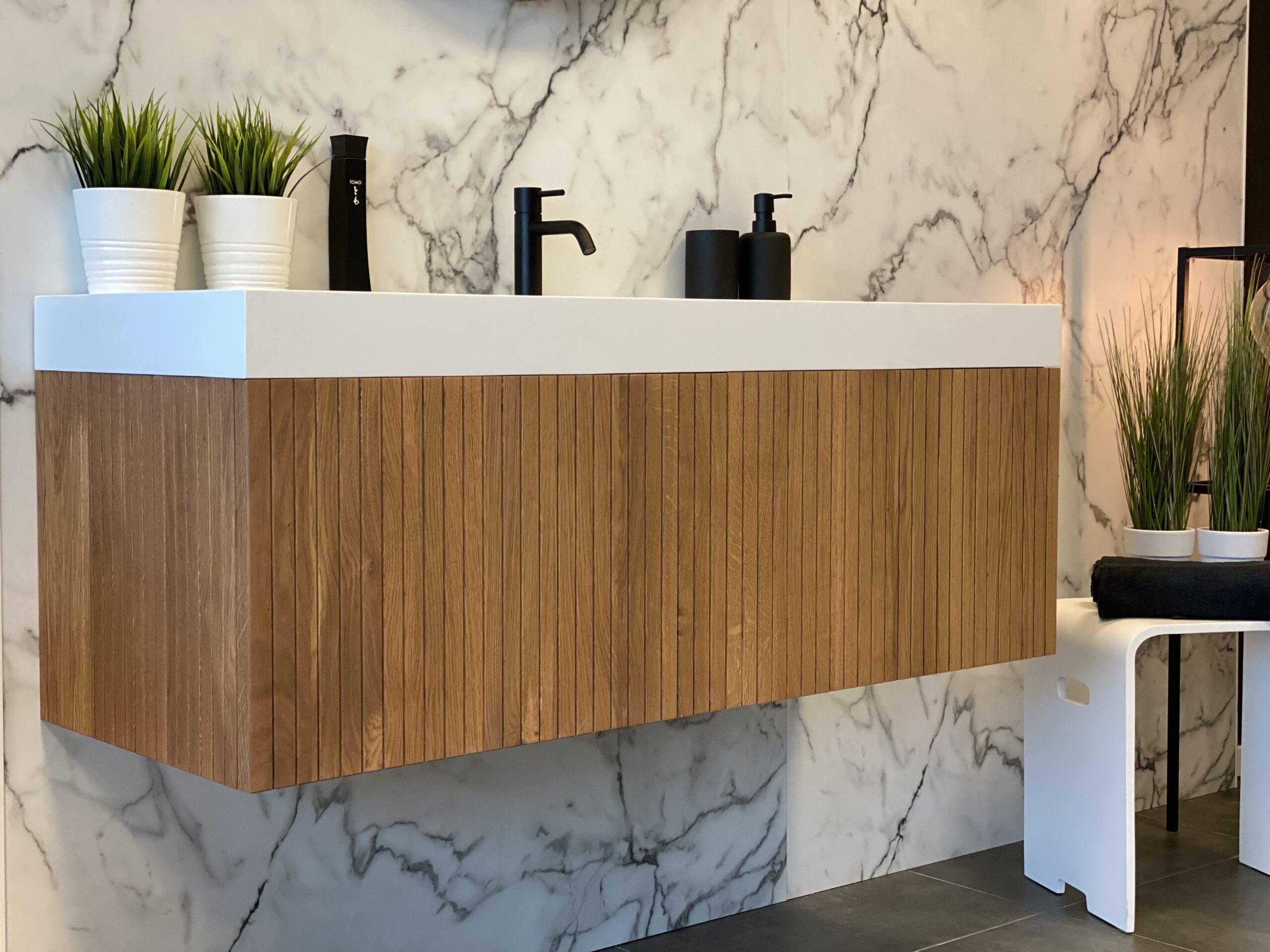 Nieuw design massief eiken meubelen