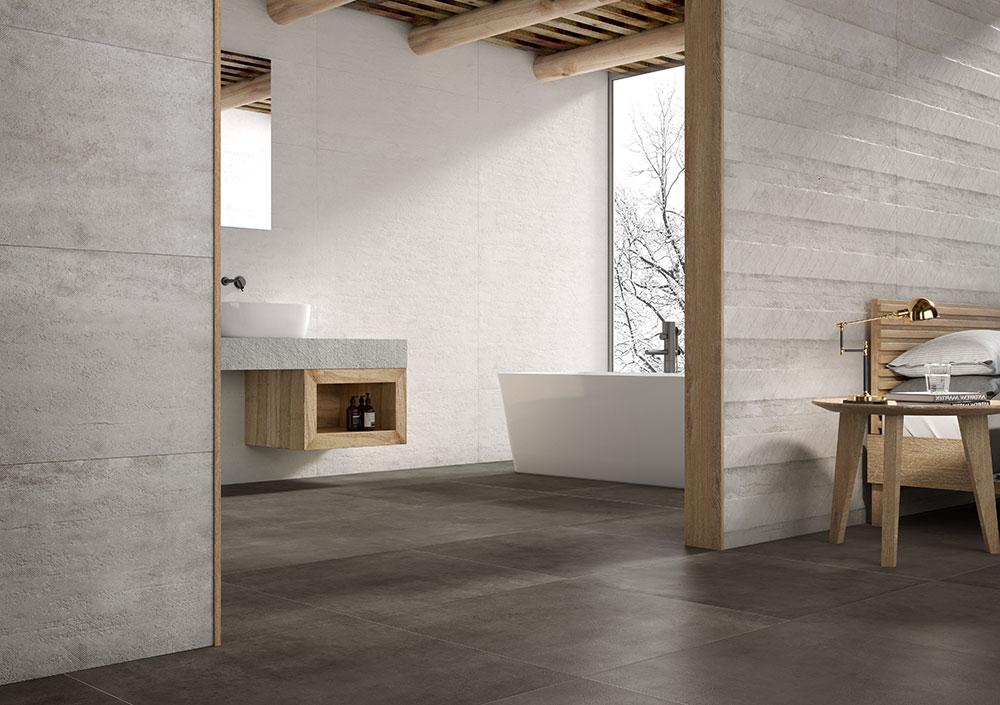 Grespania-Ambiente+baño+texture+blanco,+texture+perla,+spatula+perla,+habana